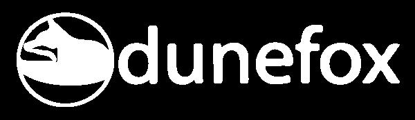 Dunefox Printing Namibia Logo